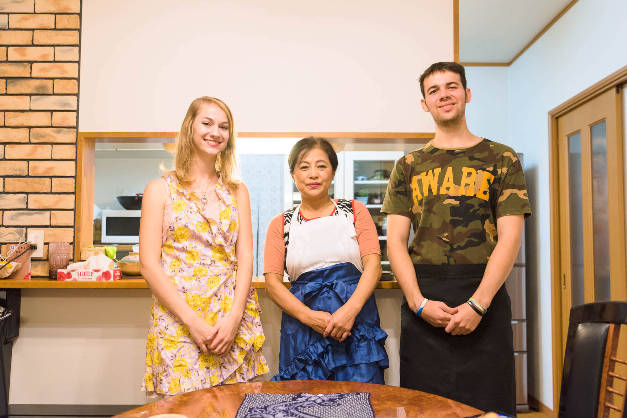 What is airkitchen's host like? Interview for a Nagoya cooking host!