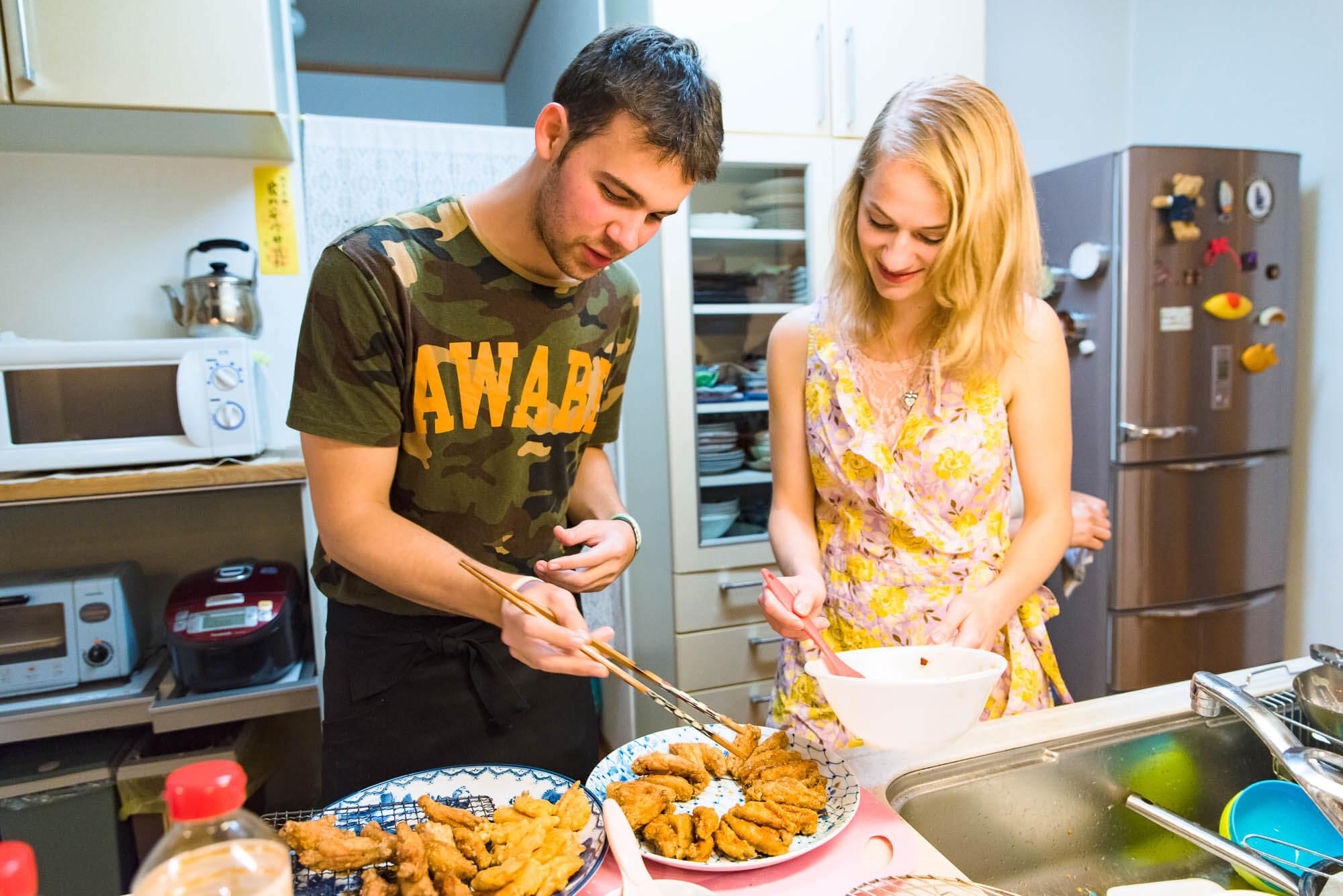 nagoya, cooking class