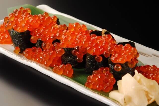 sushi-neta-ikura