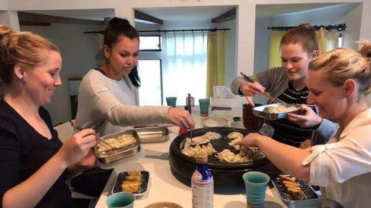 Top 6 Gyoza Cooking Class in Tokyo