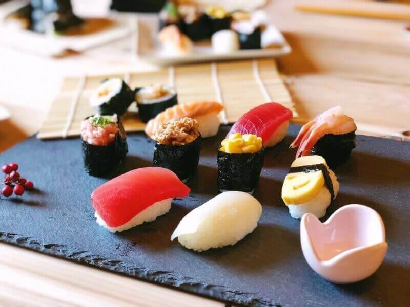 kyoto sushi class