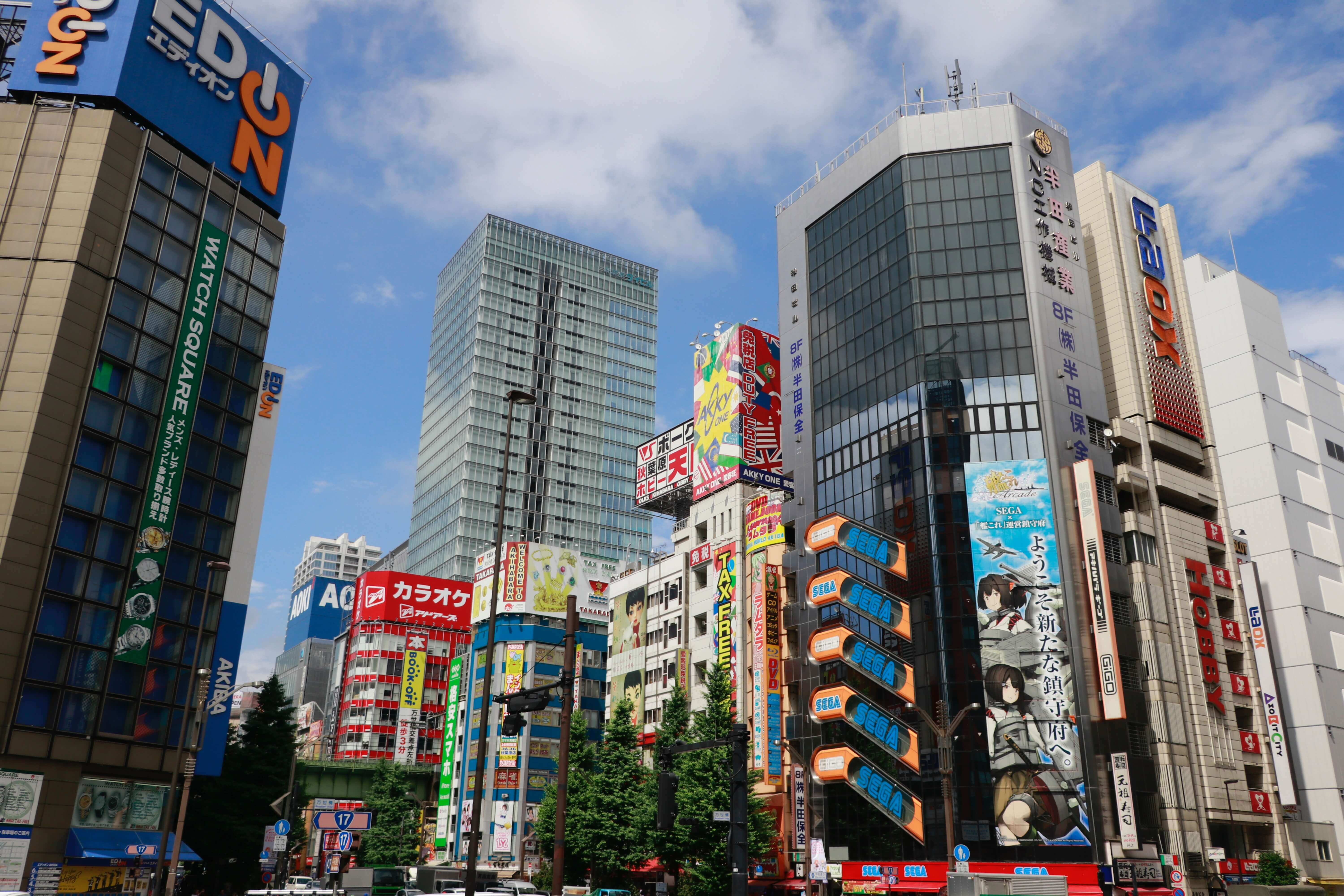 tokyo, things to do, anime