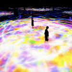 """The digital art museum"" teamLab ★ Planets ""buzzing in Toyosu"