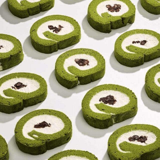matcha roll baking class