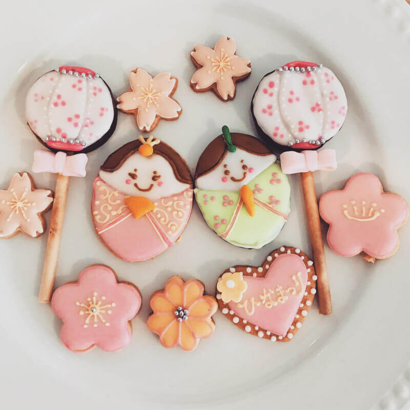icing cookie baking class