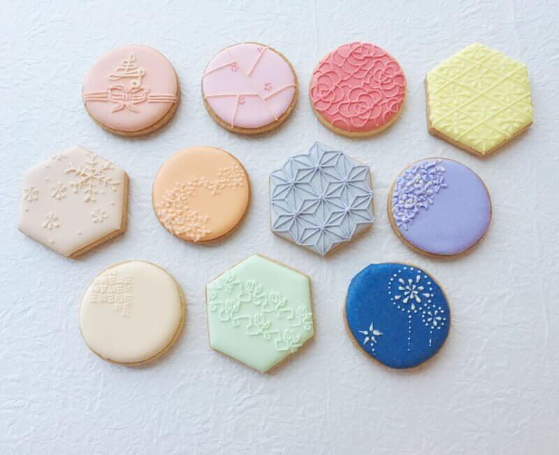 Pattern baking class in Asakusa