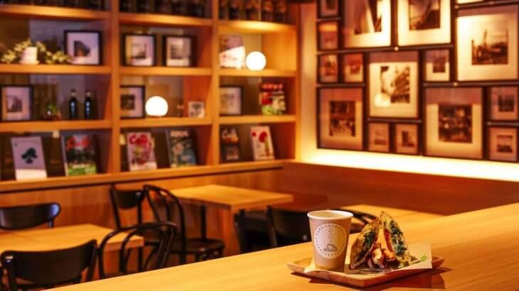 4 Best Free Wifi Cafe near Tokyo station