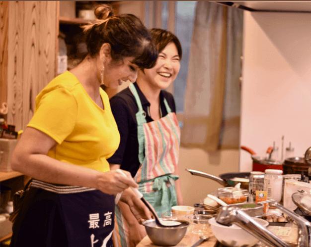 tofu cooking class