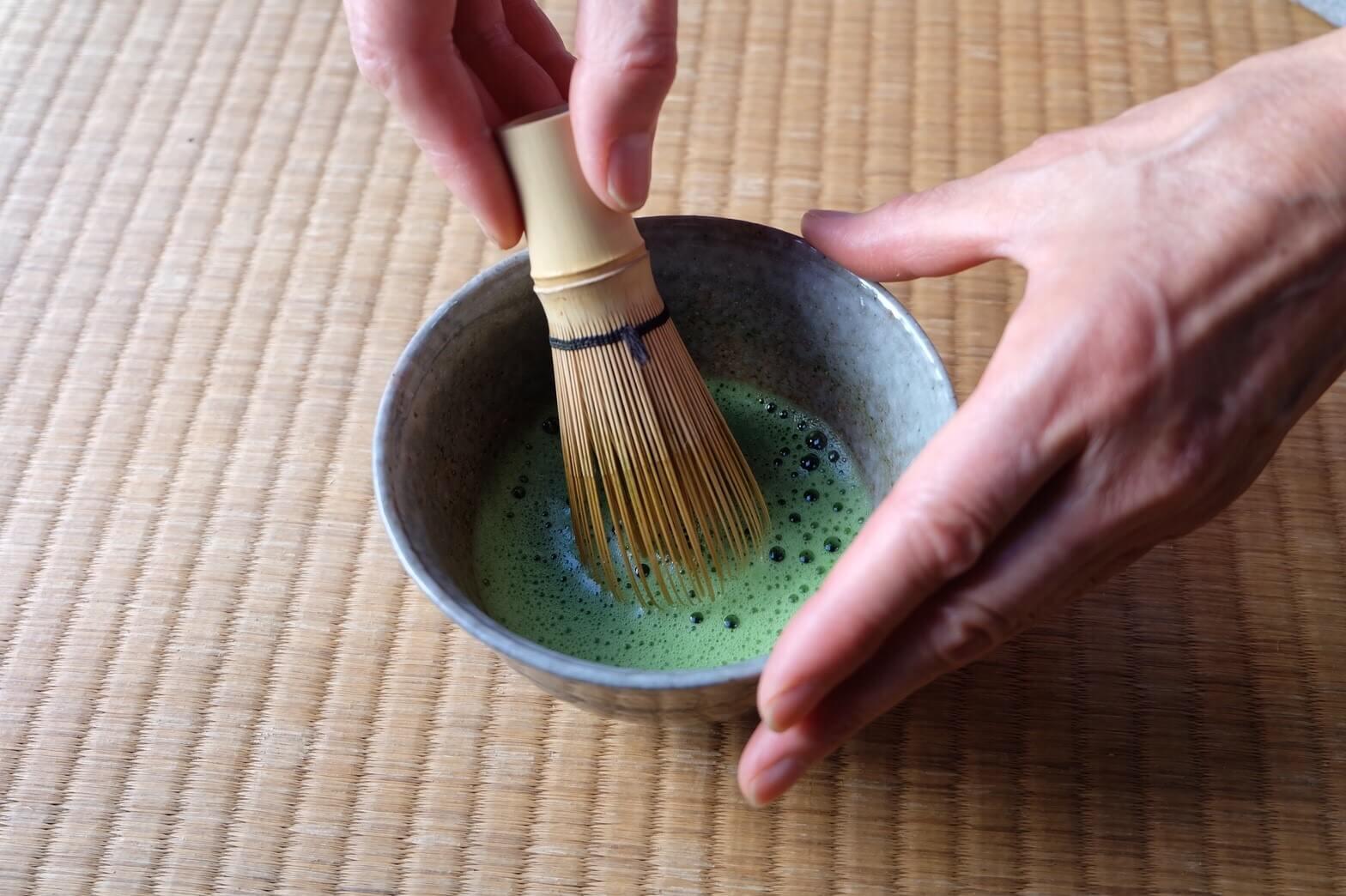 tokyo tea ceremony experience