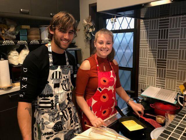 gyoza cooking class