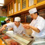 5 Best Sushi Restaurants in Asakusa