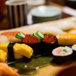 5 best sushi restaurants in Nippori