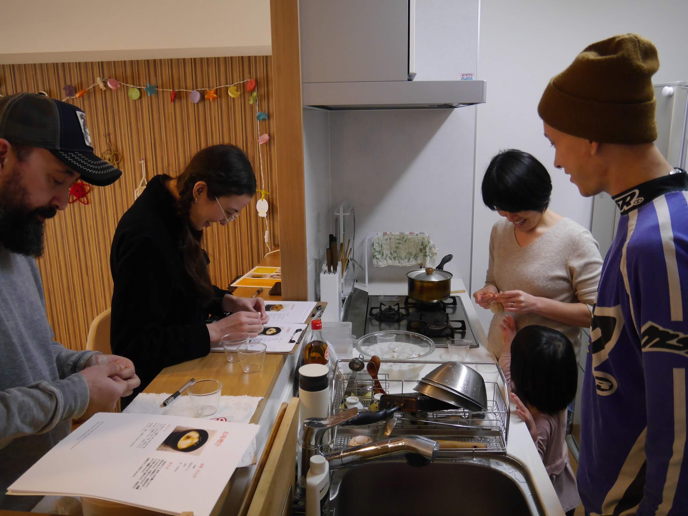vegan cooking class tokyo