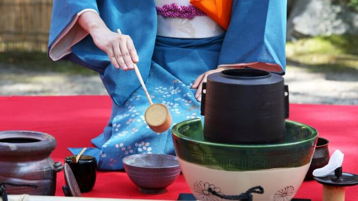 The 4 Best Tea Ceremony Experience in Asakusa