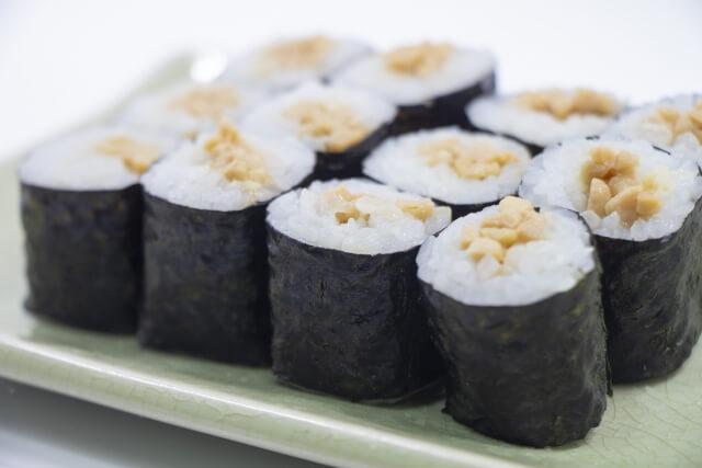 natto-maki