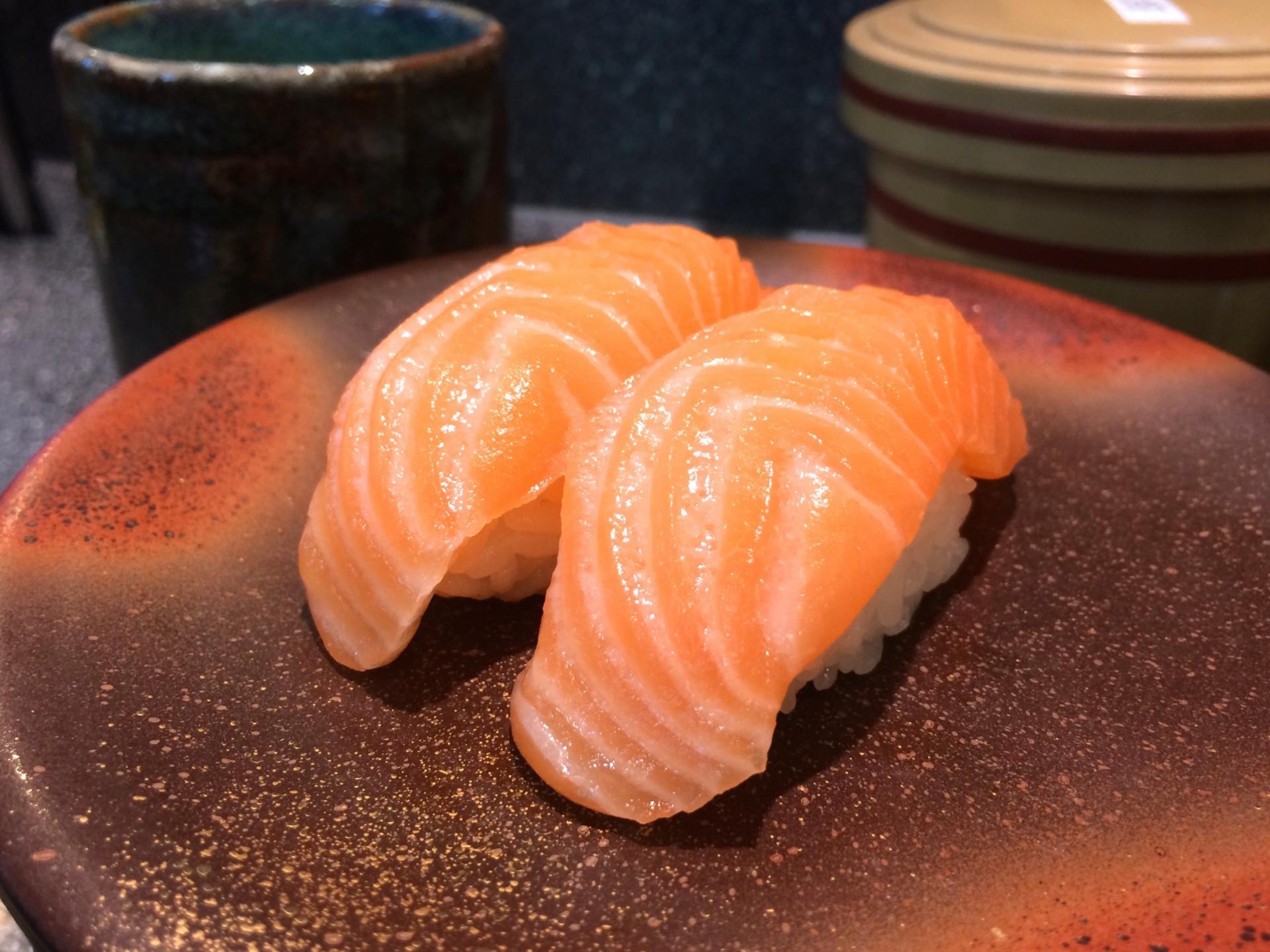 Sushi-neta-salmon