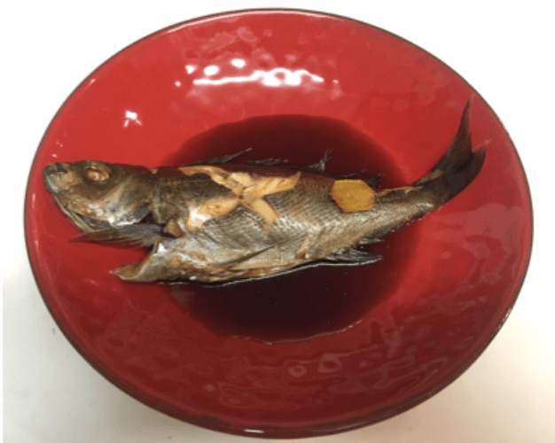 Traditional Boiled Fish Teisyoku ~Basic Japanese Cooking~