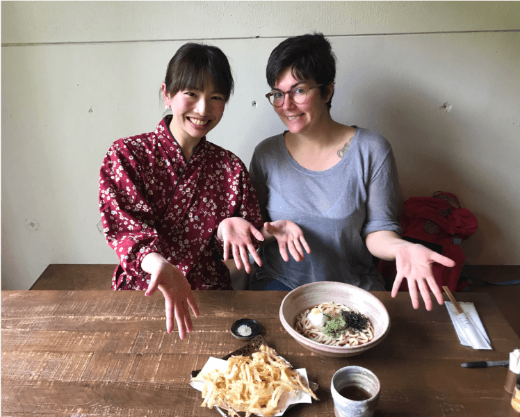 Handmade Udon Noodles - Class