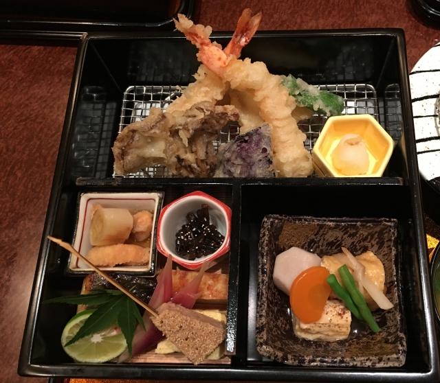 和食の見本市・松花堂弁当を作ろう!