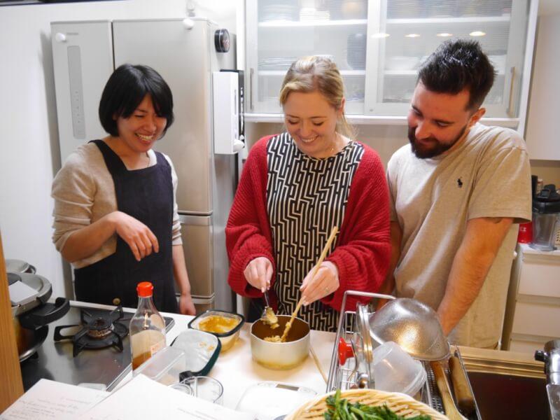 Let's cook shojin ryori!