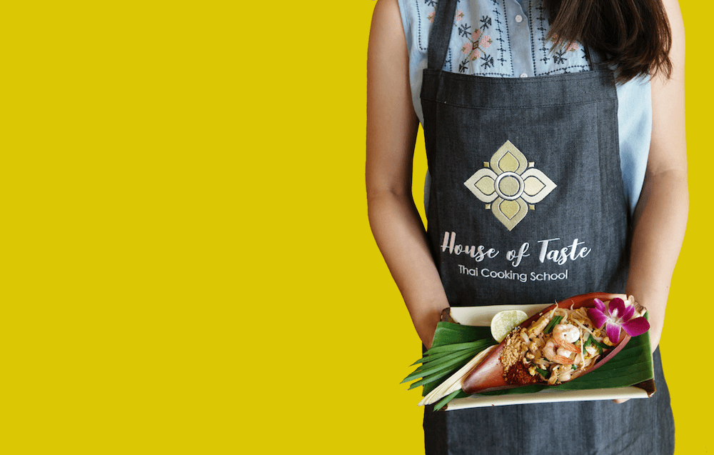 Hands-on Authentic Thai Cooking Class with Market Tour in the Biggest Fresh Market in Bangkok