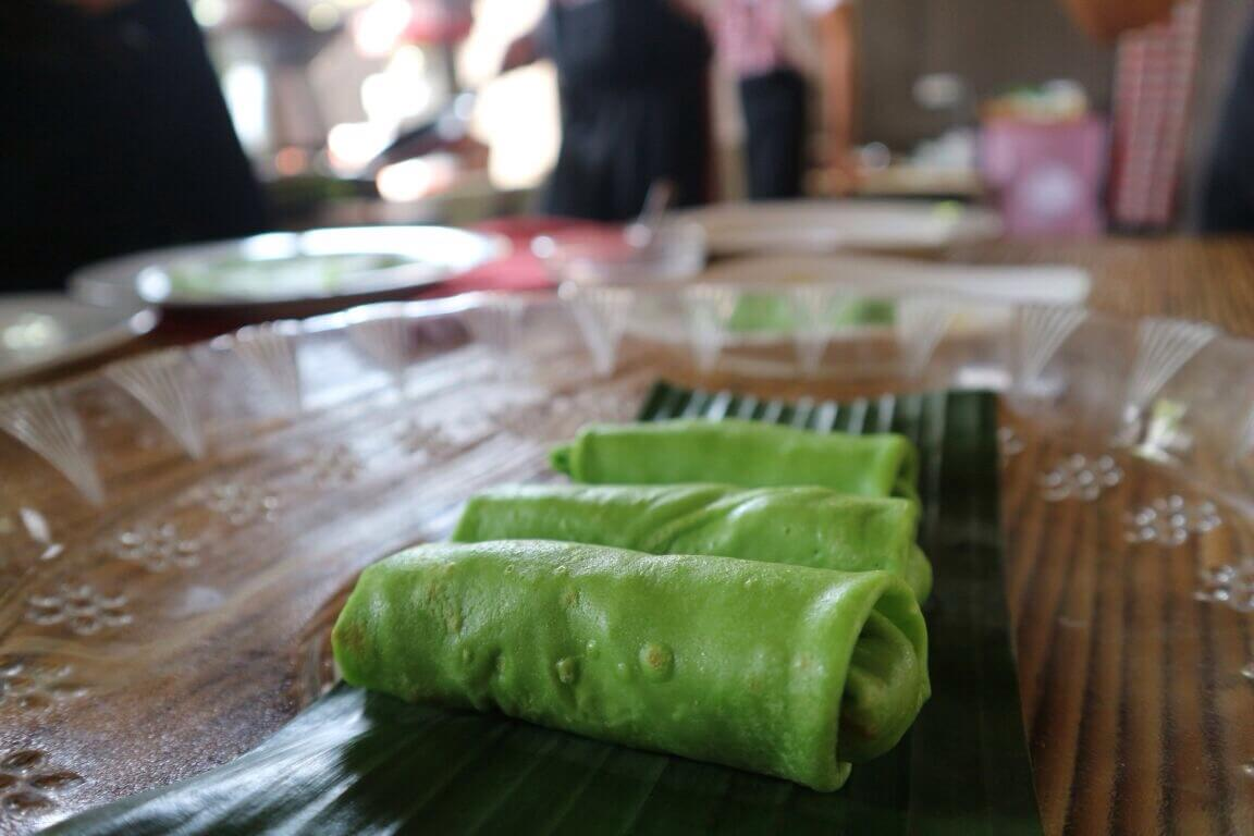 Authentic Balinese Cooking class