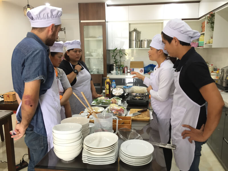 Da Nang Market Tour , Farming and Cooking Class
