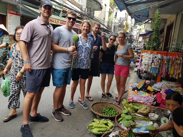 Chef Duyen 'Home Cooking Classes & Local Market Tours