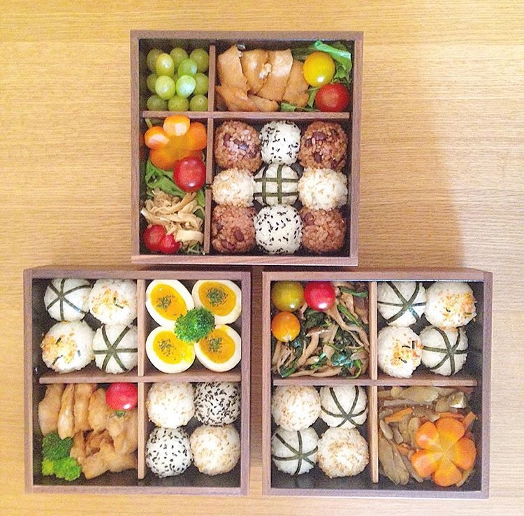 "Japanese Lunch Box ""Obento"""