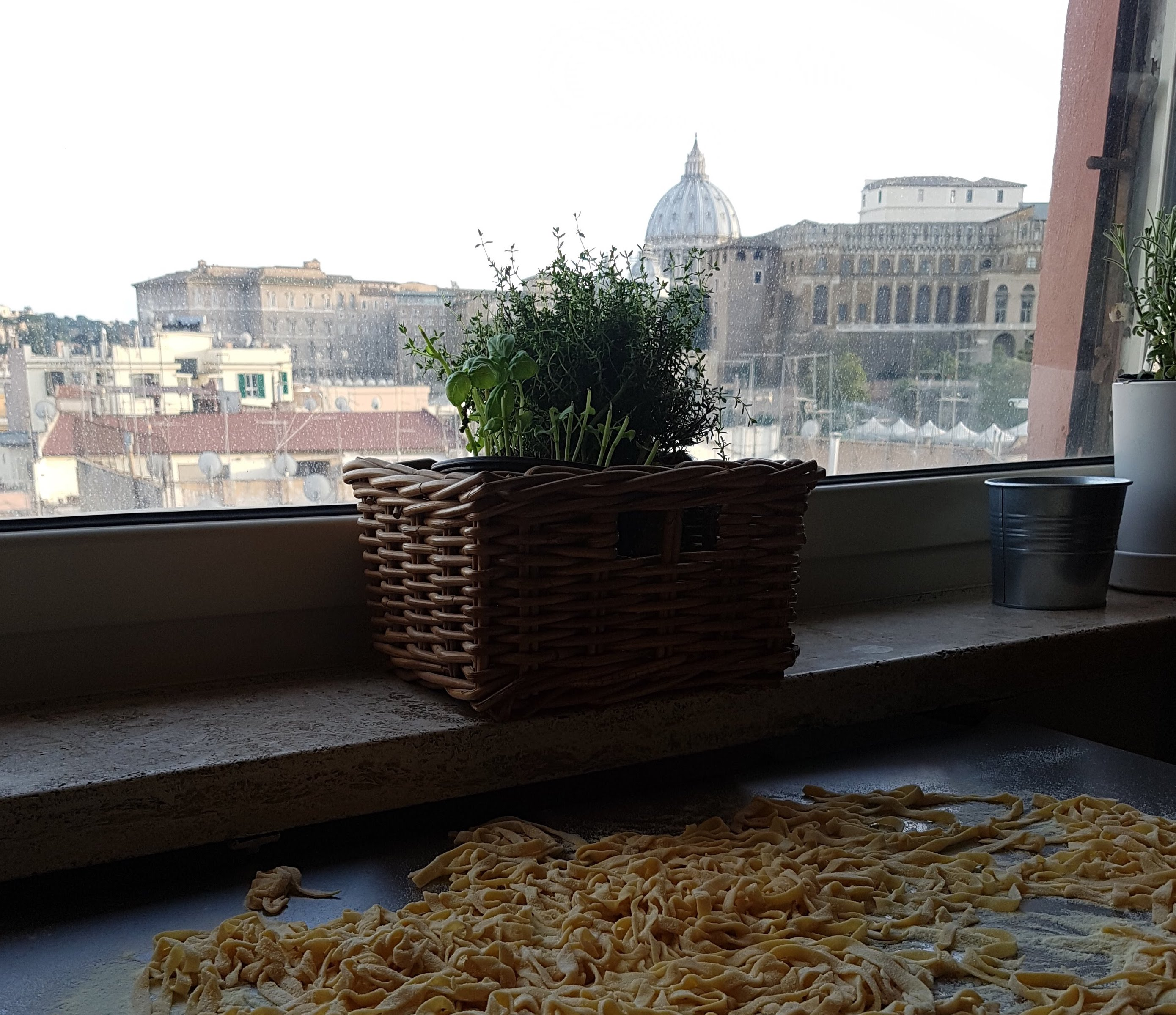 Fresh Homemade Pasta: Market, Cooking Class & Lunch