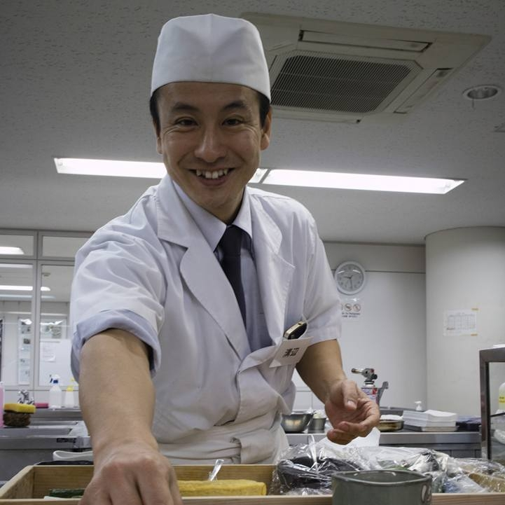 Sushi Making Experience with an English-speaking Professional.