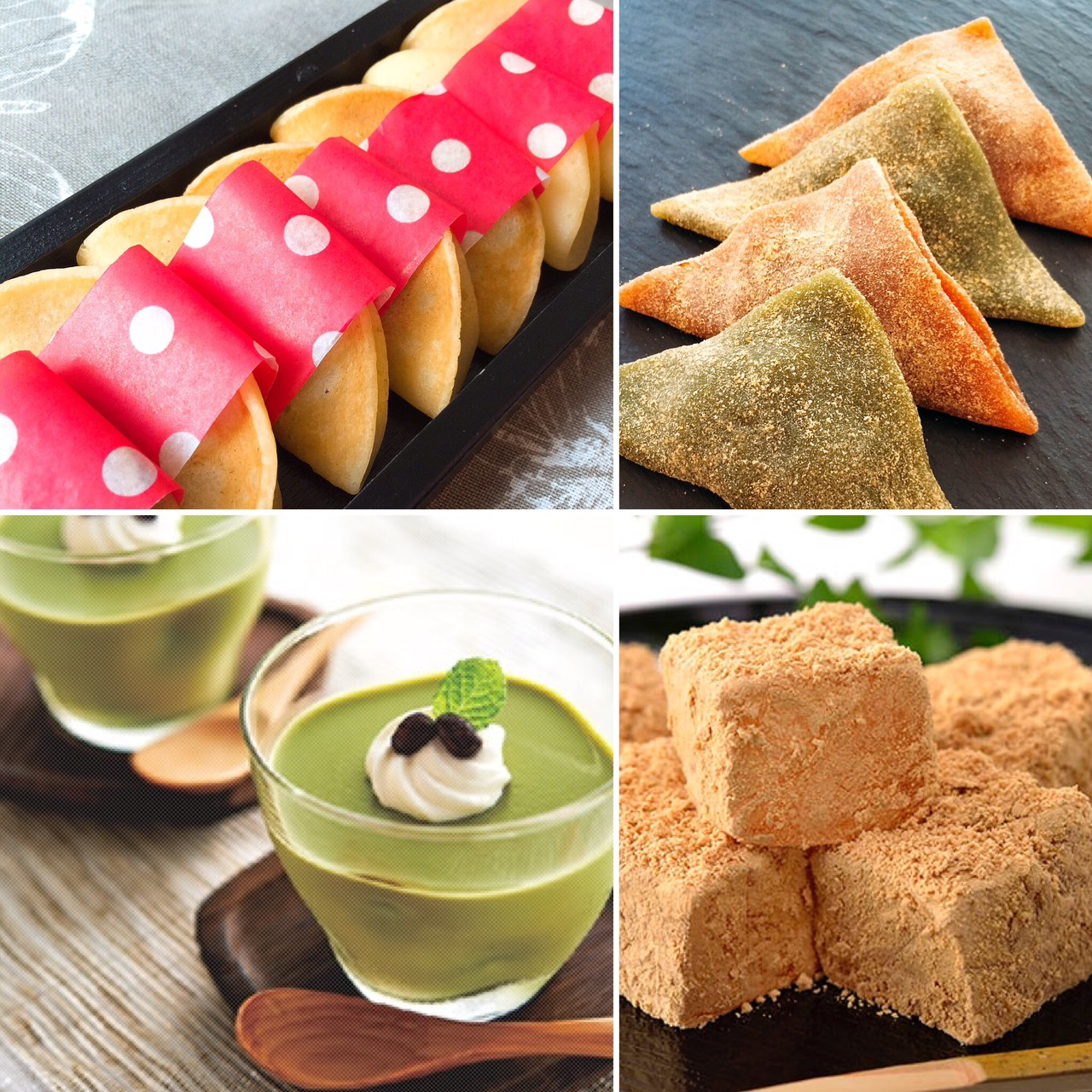 Japanese Sweets class