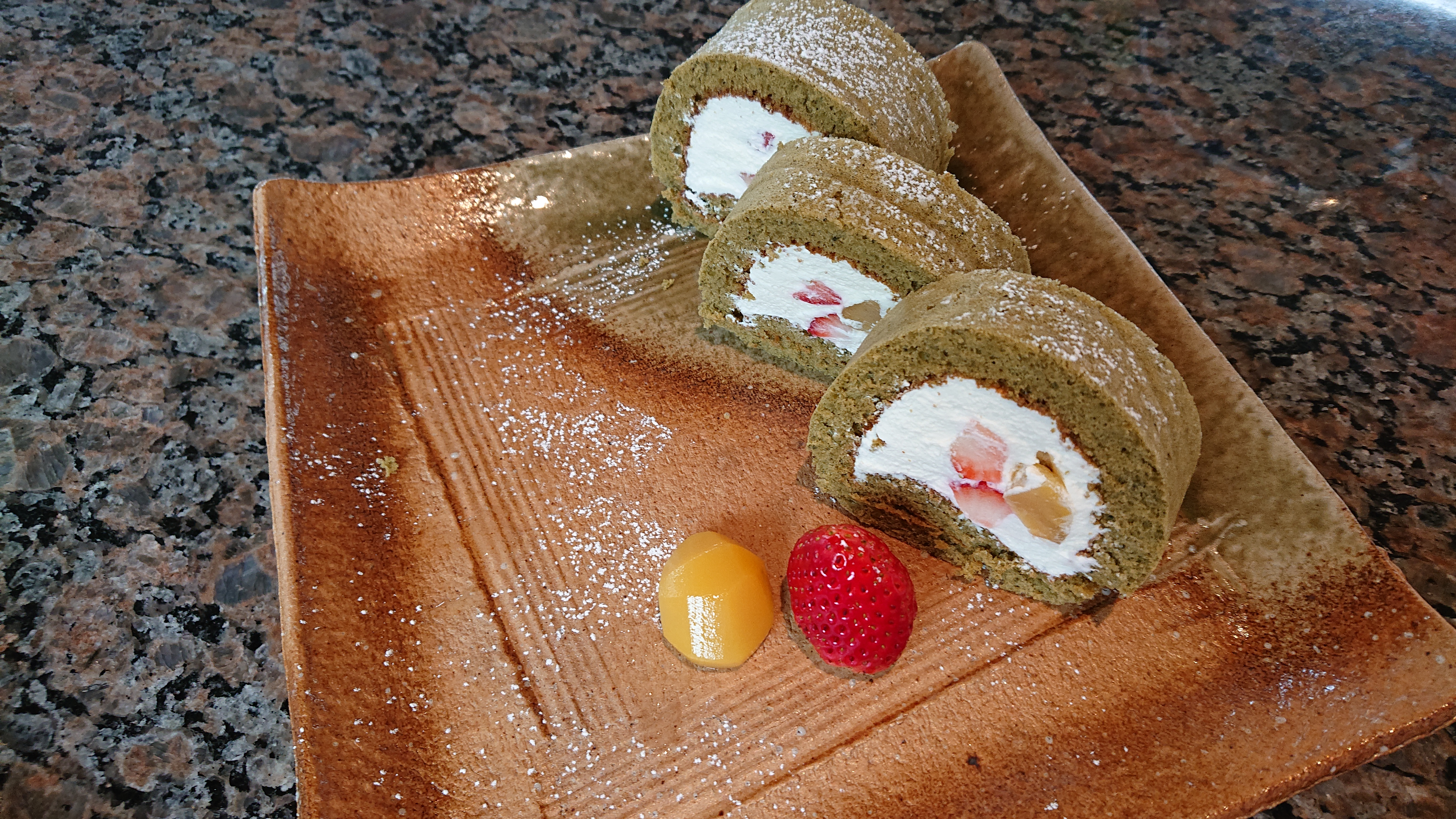 Japanese bread and sweets