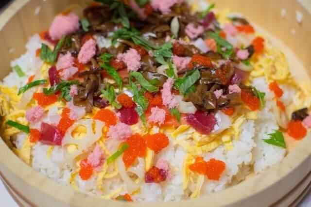 Tirasi Sushi , Sumashi Soup