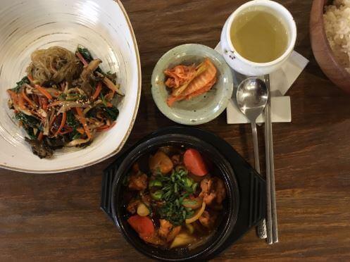 Beginner Korean Cooking class