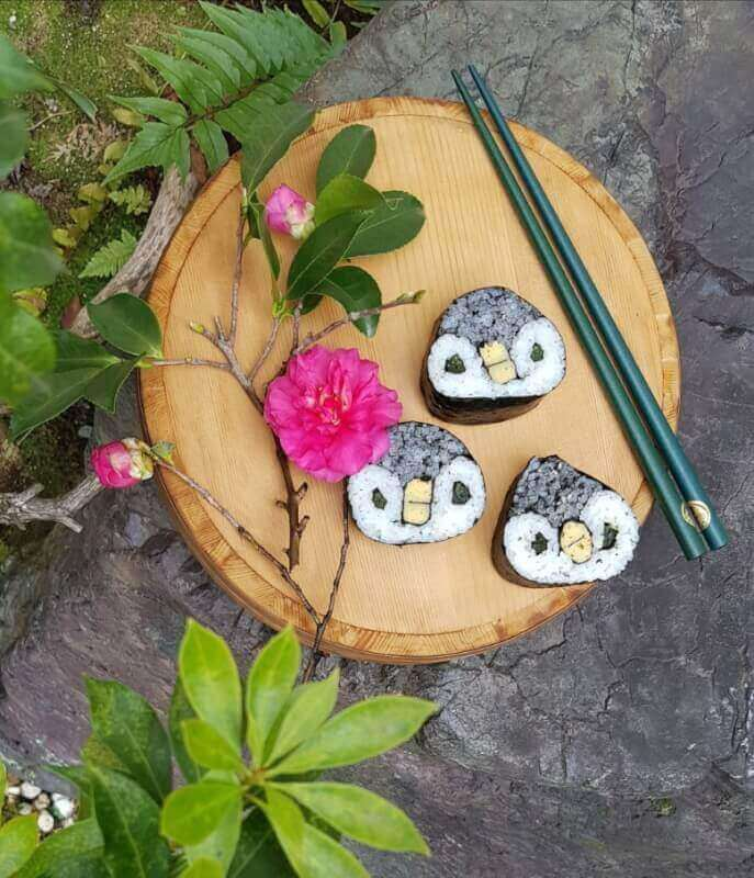Art Sushi Roll Making Class