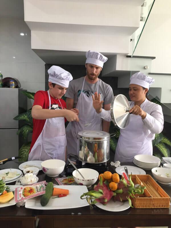 Danang Market Tour , Farming and Cooking's
