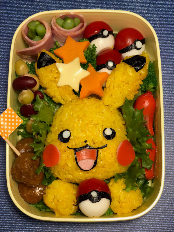 Character Bento Cooking Class | Kyoto Cooking Class | airKitchen