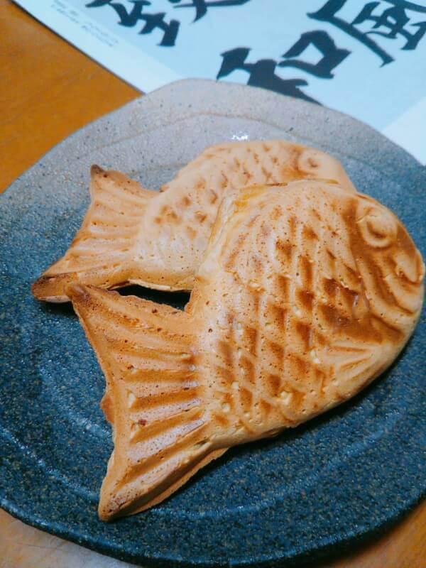 Taiyaki - japanese sweets -