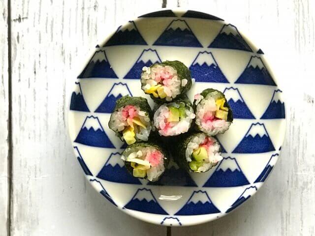 Japanese style Vegie Sushi Making Experience