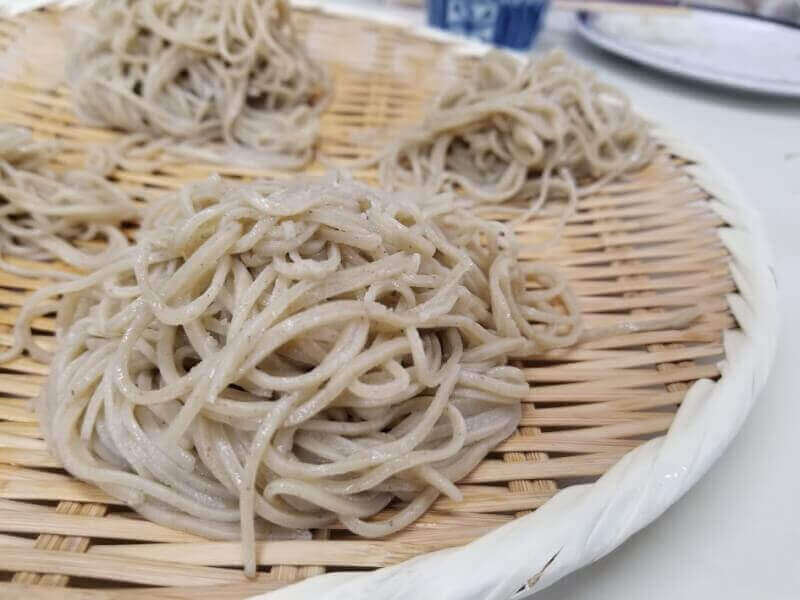 Authentic Soba Noodle Making