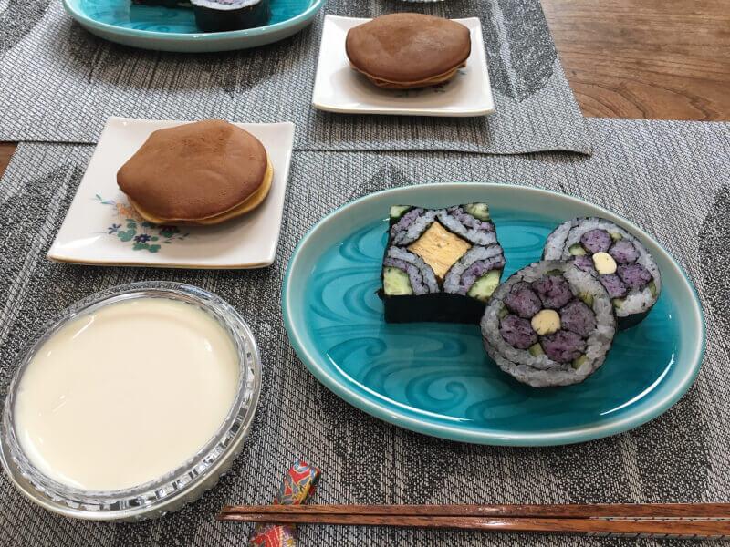 Beautyful & traditional Sushi & Hand made Tohu