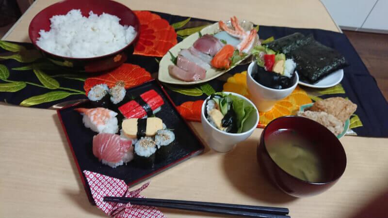 Sushi Festival!