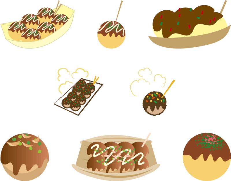 THE Takoyaki