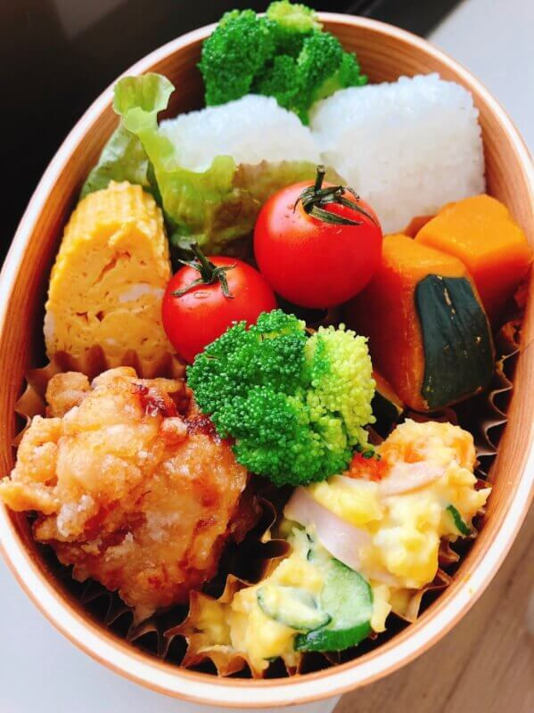 Let's create your original BENTO!! (lunch box)