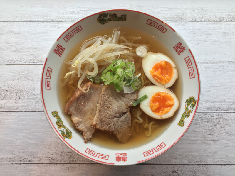 Basic Ramen that can be made at home