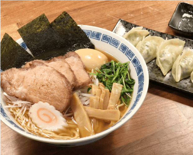 Enjoy learning home-made authentic Ramen and Gyoza
