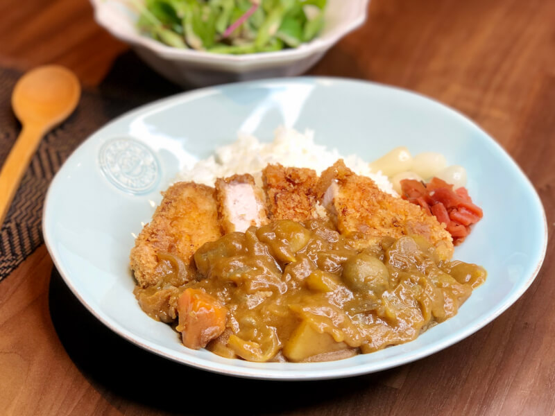 Katsu Curry - online class available