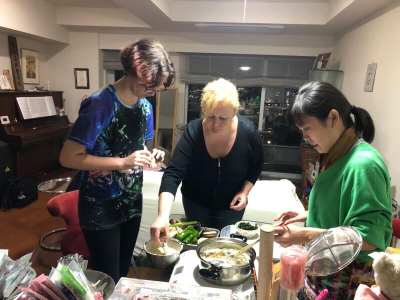 Let's enjoy cooking together!