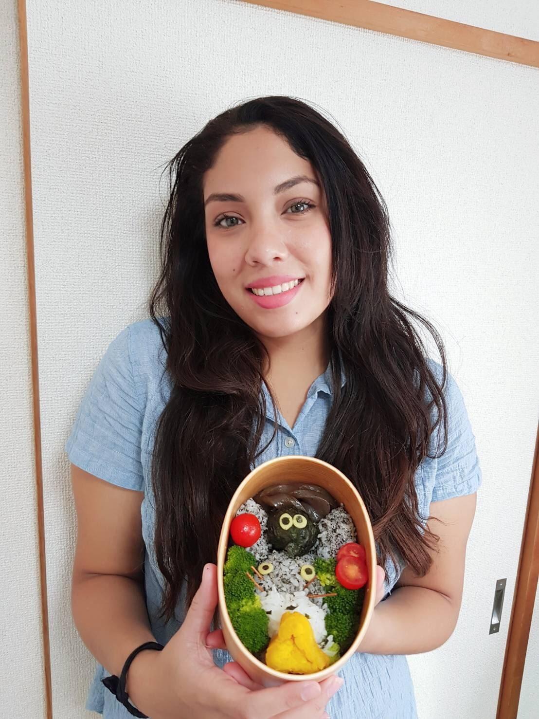 Kawaii Vegan Bento
